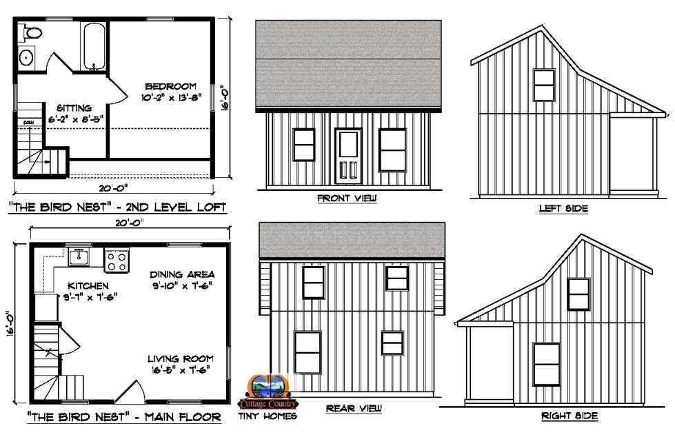 Circa 1816 Homes - 1 Bedroom Ranch