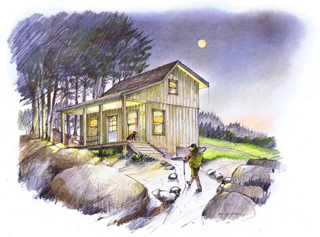 The Circa 1816 1 Bedroom Ranch