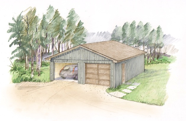 Heritage Country Garage